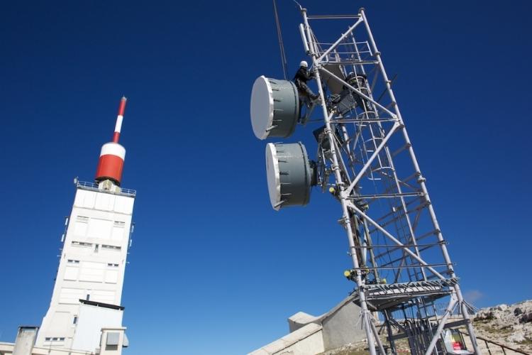 Pylons Circet créateur de réseaux télécoms